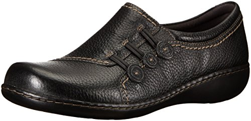 Clarks Women's Ashland Effie, Black, 9 M US
