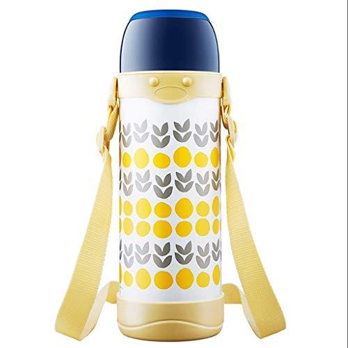 NLRHH Termo Taza de Aislamiento Termo Pot hogar Portable al Aire Libre Botella de Agua Termo de Gran Capacidad de la Caldera 1.5L Peng