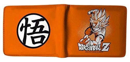 Dragonball Z Goku de abybag167Billetera