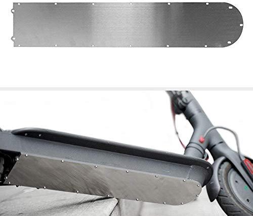 Linghuang Tapa de protección para batería de patinete cubierta de protección panel...