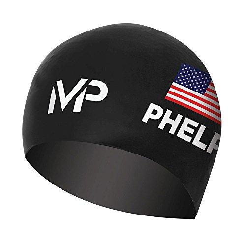 Aqua Sphere Race Cap MP - Black