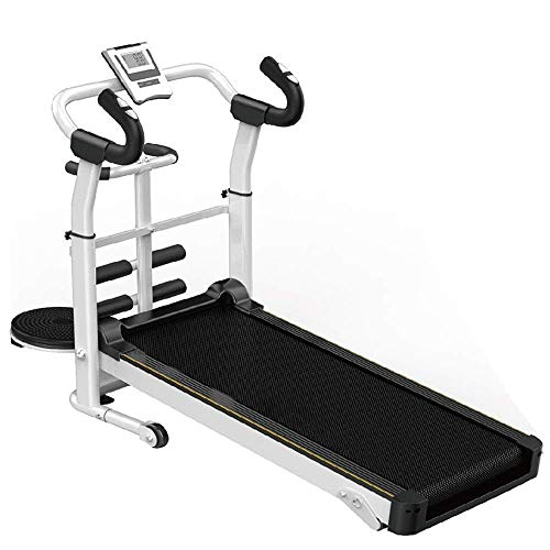 Why Should You Buy HZR Running Machines Mechanical Treadmill Folding Space Saver Fitness Running Mac...