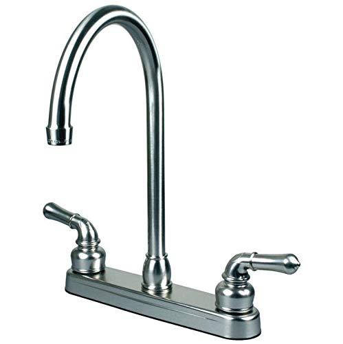 RV/Mobile Home Kitchen Sink Travel Motor Trailer Faucet, Chrome