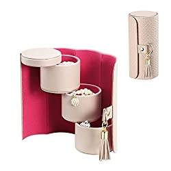 2 Foldable Small Jewelry Case
