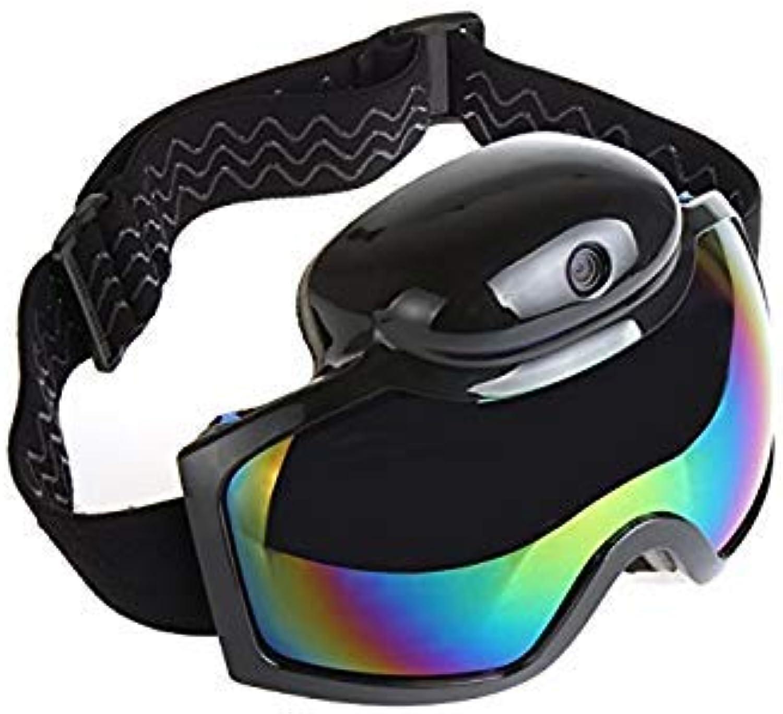 Bloomerang XANES SG01 Smart Skiing Goggles HD 1080P Camera Video Camcorder UV AntiFog Men Women Action Camera