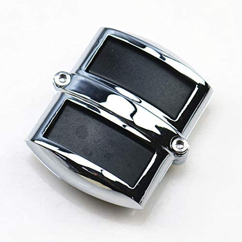 Chrome Brake Same day shipping Heel Gear Shift unisex Level In Pad Suzuki Pedal Cover For
