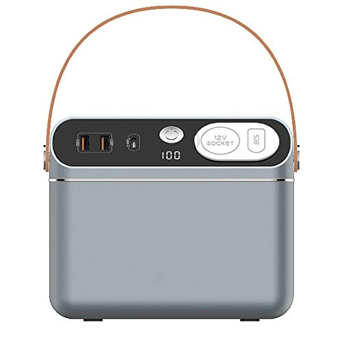 BOXIAO Large-capacity mobile portable outdoor power supply for mobile phones, laptops, drones, universal 60,000 mAh power bank