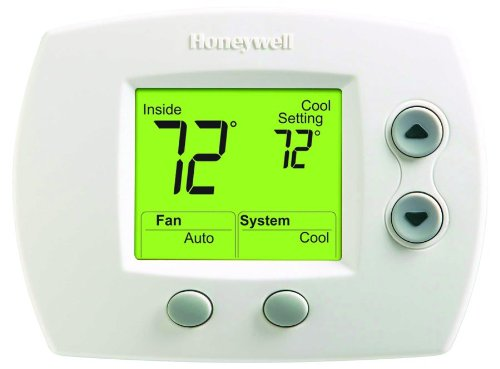 Honeywell TH5110D1006 Honeywell Non-Programmable Thermostat,...