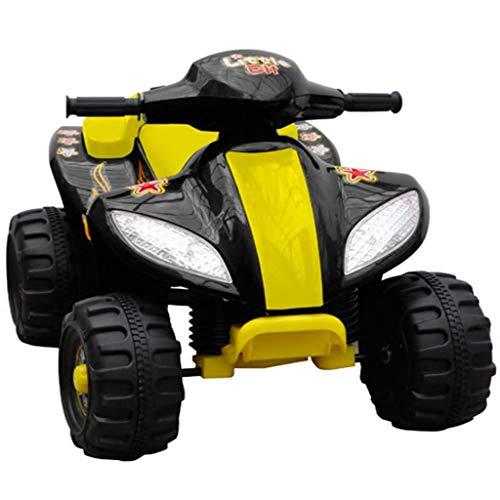 Nitro Motors - Vehículo eléctrico infantil con batería (3 km/h), color negro...