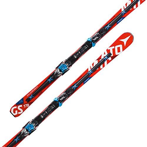 ATOMIC REDSTER D2 GS (W1516) 184cm +X 12 TL OME blu/blk Ski Set (AASS00916184)