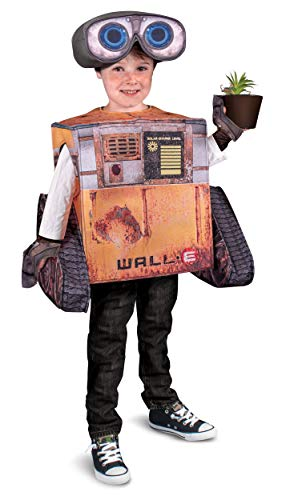 Disney Wall-E Kids Costume Size 4/6