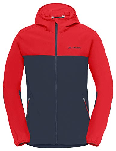 Vaude Herren Jacke Men's Moab Jacket III, Mars Red, S, 40850