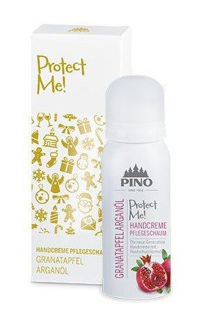 Pino - Protect me! - Handcreme - Pflegeschaum Granatapfel Arganöl - 50 ml