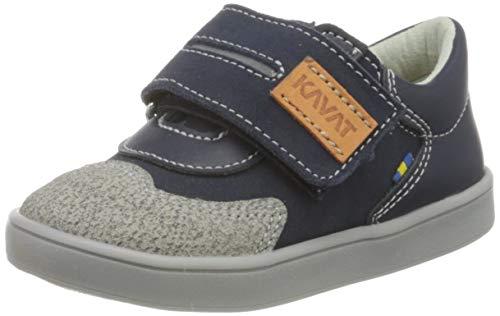 Kavat Unisex-Kinder Huseby Sneaker, Blau (Blue 989), 27 EU