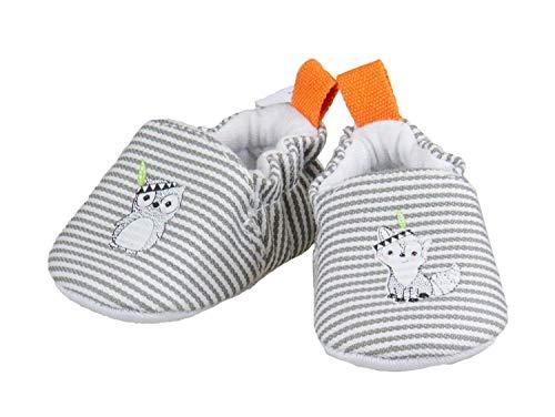 Heless 948 - Schuhe für Puppen, Motiv Foxy, Größe 38 - 45 cm
