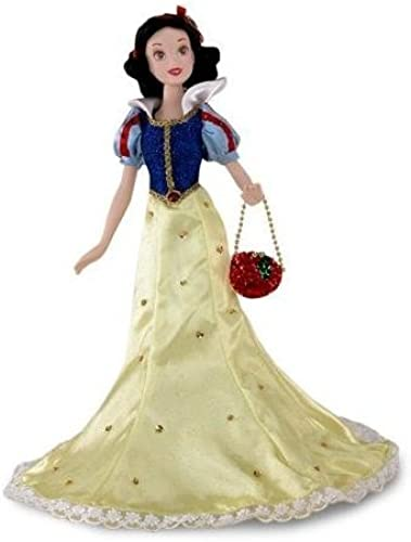comprar mejor Disney Princess Special Edition Sihlouette Snow blanco and the the the Seven Dwarfs Porcelain Doll by Disney Princess  marca famosa
