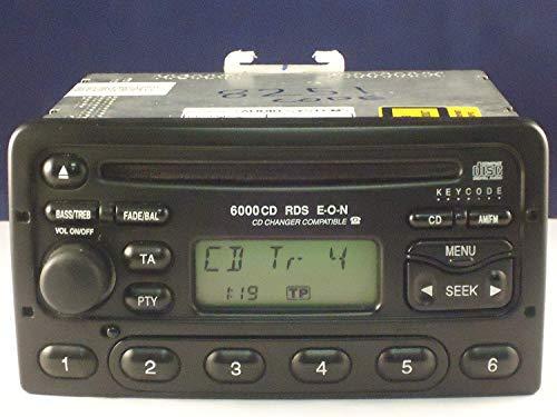Ford-Radio-6000-CD-Player