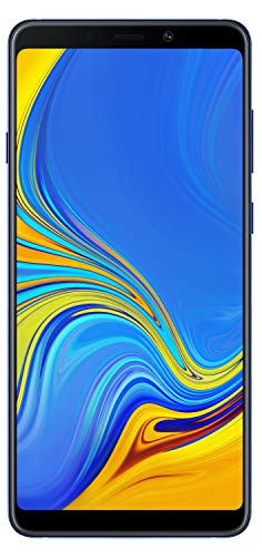 Samsung Galaxy A9 (Lemonade Blue, 8GB RAM, 128GB Storage) with Offers