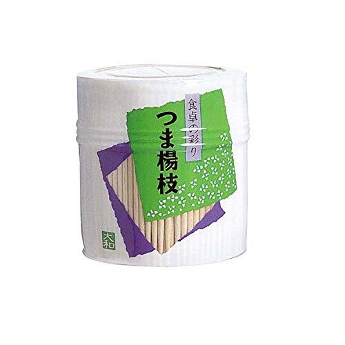 大和物産 つま楊枝 スパイスクラブ SC 白樺 使い捨て キッチン用 行楽用品 業務用 SL-650 650本入 6.2×6.7×6.2cm