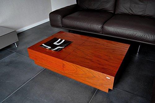 Carl Svensson Design Couchtisch S-70 Schublade Stauraum erhältlich (Kirschbaum)