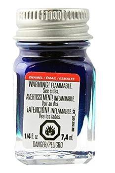 Testors 11TT-1539 Enamel Paint Open Stock 0.25-Ounce Blue Metal Flake