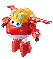 Transforming Build-It Jett transforms from toy airplane to bot in just 10 easy steps Wearing his Build-it Buddies attire, Jett is young, confident, and really fast on the hit preschool show In Season 3, Jett joins each Mission Team in each episode to...