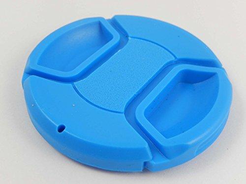 vhbw Tapa de Objetivo 62mm Azul para cámaras Sony 18-250 mm 3.5-6.3 DT. 70-300 mm 4.5-5.6 G SSM, DT 16-105 mm 3.5-5.6.