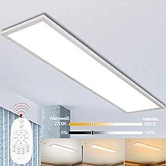 Dimmbar LED Panel 120x30
