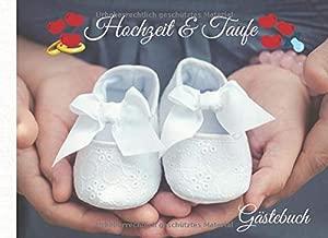 Gästebuch Hochzeit Taufe Großes Gästebuch Für Hochzeit