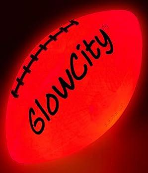 Best glow in the dark football Reviews