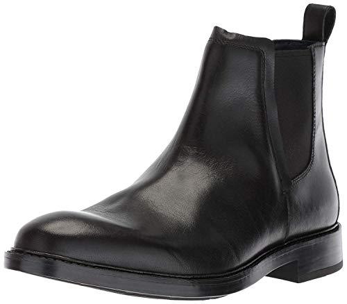 Cole Haan Men's Kennedy Grand Chelsea Waterproof Boot, Black wp, 10 M US