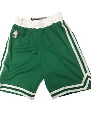 Outerstuff Boston Celtics Youth 4-7 Green Shorts (Medium)