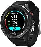 Reloj inteligente para hombre smartwatch reloj de pulsera inteligente deportivo reloj GPS hombres altitud barómetro brújula impermeable 50 m Full Touch Fitness relojes al aire libre
