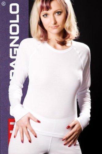 CMP sous-vêtement Fonctionnel Chemise Super Blanc Chaud Taille 40