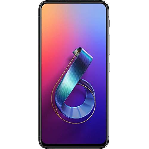 ASUS ZenFone 6 128 GB Midnight Black Dual-SIM Android Smartphone