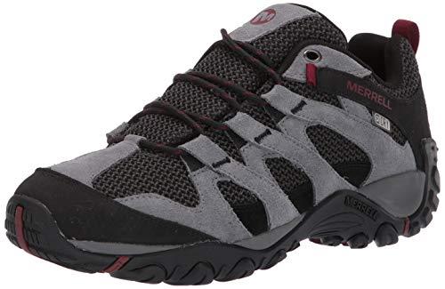 Merrell mens Alverstone Waterproof Hiking Shoe, Castlerock, 11 US