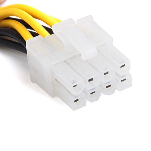 ATX 4 Pin Stecker Auf EPS Buchse Stromkabel Adapter CPU Power