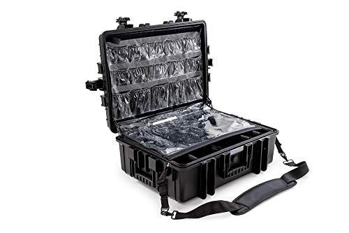 B&W outdoor.cases Typ 6500 Notfallkoffer / Erste Hilfe Koffer
