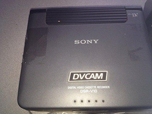 Sony Dsr-v10 Dvcam Mini Dv Digital Video Cassette Recorder