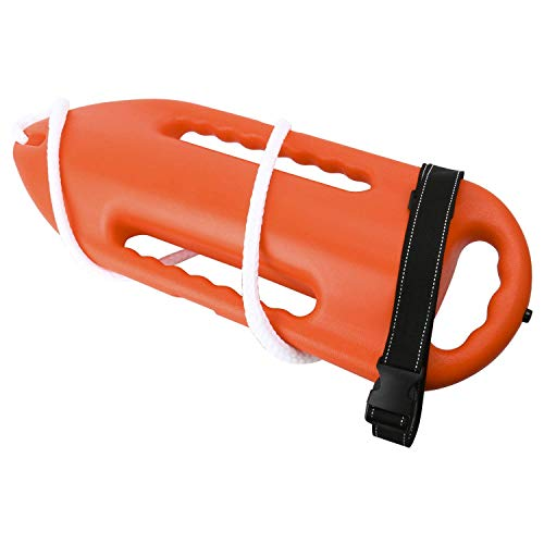 Amarine Made 3 Handle Rescue Can Floating Buoy Tube for Water Life Saving