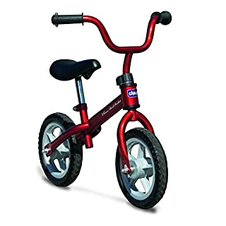 Chicco First Bike - Bicicleta sin pedales con sillín regulable, color rojo, 2-5 años (B004MW55Z2) | Amazon price tracker / tracking, Amazon price history charts, Amazon price watches, Amazon price drop alerts