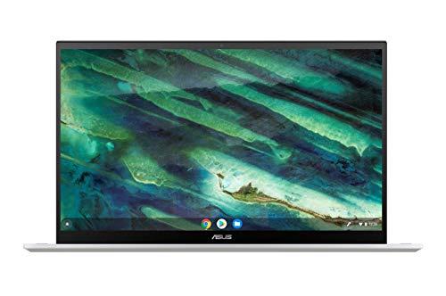 ASUS Intel Core i5 8GB LPDDR3-SDRAM 14-Zoll Flip Touchscreen 128GB SSD Chromebook - Silber