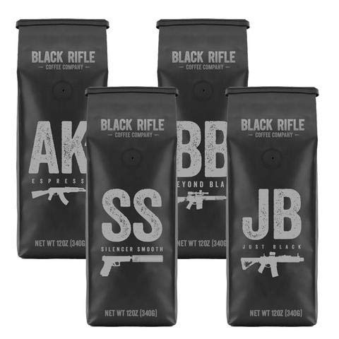 Black Rifle Coffee Complete Mission Fuel Kit (Whole Bean)