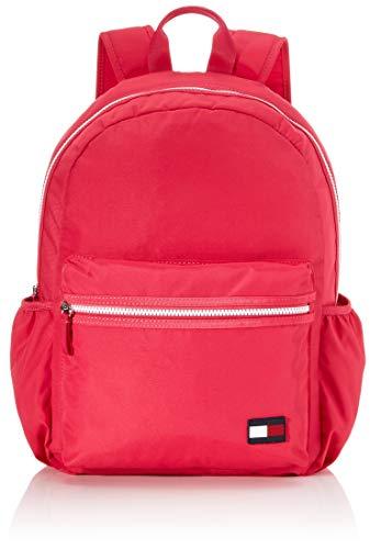 Tommy Hilfiger - Kids Core Backpack, Mochilas Unisex Niños, Rojo (Blush Red), 1x1x1 cm (W x H L)