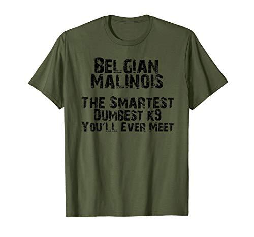 K9 Police LEO FBI SAR Sheriff Military K-9 Unit Maligator T-Shirt