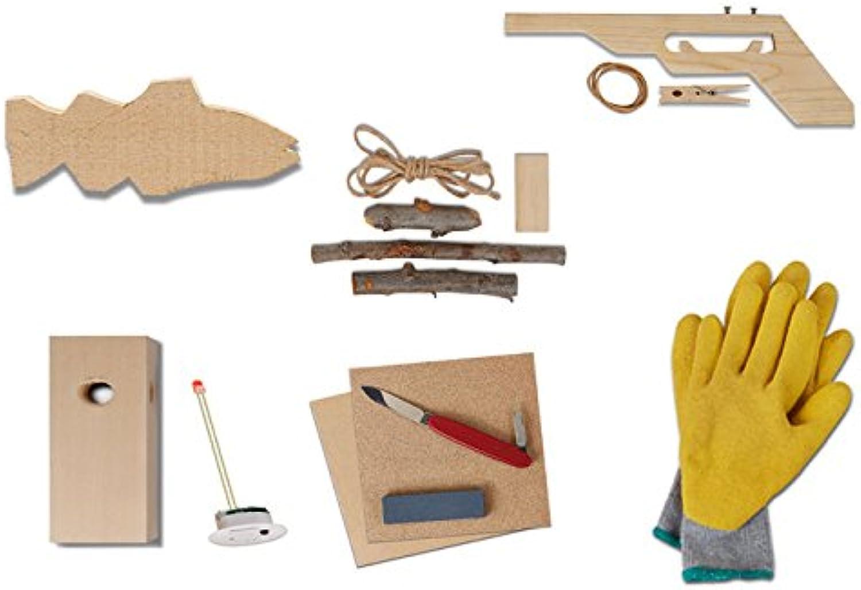 Brand 44 Adventure Station Whittlin Wood Kit