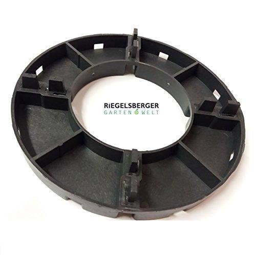 Plattenlager Basic Stelzlager Terrassenlager für Terrassen-Platten Fliesen Keramik Beton Stein 14 mm, Ø 150 mm 200 Stück