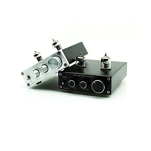 %33 OFF! Oande HiFi 6J1 Vacuum Tube Preamp Audio Hi-Fi Stereo Pre-Amplifier Treble & Bass Tone Contr...