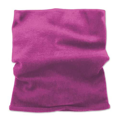 Minus33 Merino Wool 730 Midweight Neck Gaiter Radiant Violet One Size