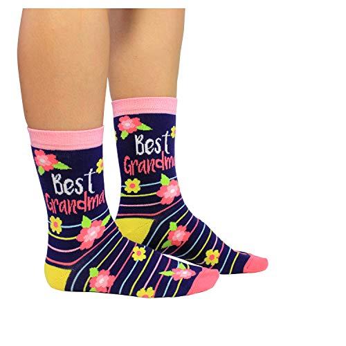 Beste Oma der Welt Oddsocks Socken in 37-42 im Paar - Strumpf